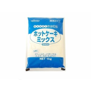 日本製粉 ホットケーキミックス粉S−600|ootuki