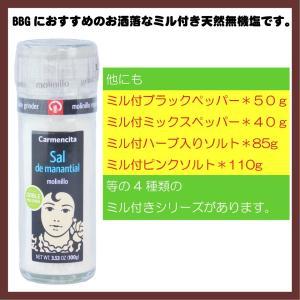 カルメンシータ ミル付ロックソルト*100g|ootuki