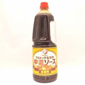 ブルドック 中濃ソース食堂用*1.8L ootuki