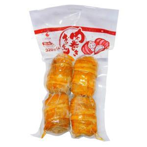 学園祭 お祭り ポスト 肉巻きおにぎり(80gx4)|ootuki