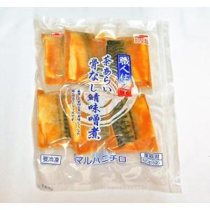 ニチロ 骨なし鯖味噌煮*420g|ootuki