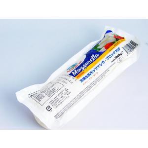 【クリポス不可】冷凍生乳モッツァレラ・ブロック1kg トッレ・デル・ソーレ|ootuki