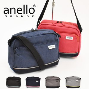 anelloの新ライン「anello GRANDE(アネログランデ)」からミニショルダーバッグが登場...