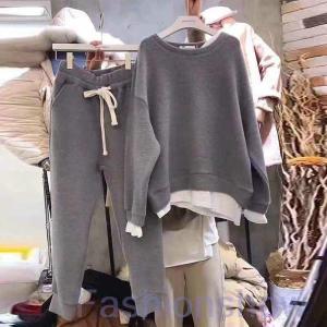 ジャージレディースセットアップスウェット上下セット2点セット長袖カジュアルサイドラインオシャレ可愛いセール中|open-clothes