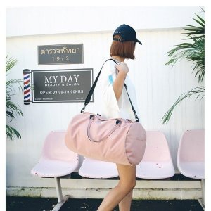 ボストンバッグ旅行鞄かばんハンドバッグトートバッグレディース超大容量かばんマザーズバッグ手提げ肩掛けファスナー出張男女兼用 open-clothes