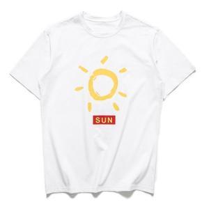 Tシャツ メンズ 半袖 プリントTシャツ クルーネック ティーシャツ  春夏  トライバル トップス メンズファッション 10代20代30代 open-clothes