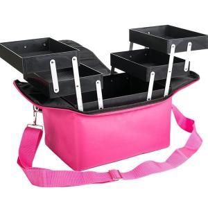 メイクボックスプロ仕様防水コスメボックス大容量品質化粧ボックス多機能化粧品収納ケースコスメバッグバッグ美容ネイル|open-clothes
