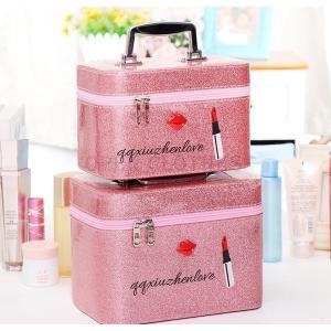 化粧ボックスメイクボックスコスメボックス大容量鏡付き多機能化粧品収納コスメバッグメイクバッグ収納ケース美容ネイル|open-clothes