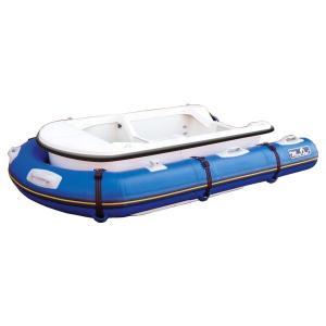 HOPE BOAT(ホープボート)  ミニワンツー 3m未満組立てボート(分割ボート) 2馬力対応 1人乗り