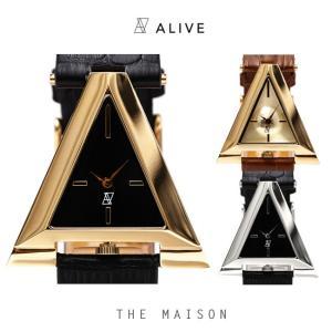 ALIVE ATHLETICS 腕時計 THE MAISON ザ・メイソン 最新作「THE MAIS...