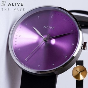 ALIVE ATHLETICS アライブ アスレティックス 時計 腕時計 THE WAVE ザ・ウェ...