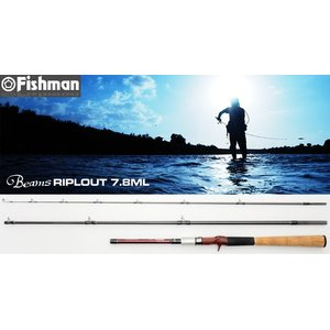Fishman フィッシュマン ビームス リプラウト 7.8ML (RIPLOUT)|openwater
