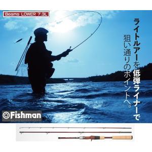 Fishman フィッシュマン ビームス ローワー 7.3L (LOWER)|openwater
