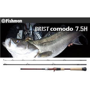 Fishman フィッシュマン ブリスト コモド 7.5H (comodo)|openwater