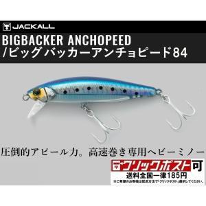ジャッカル ビッグバッカー アンチョピード 84 (クリックポスト可)|openwater