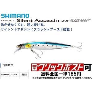 シマノ エクスセンス サイレントアサシン 120F フラッシュブースト (クリックポスト可)|openwater