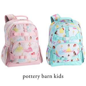 ディズニー プリンセス リュック pottery barn ポッタリーバーン キッズ Disney ...