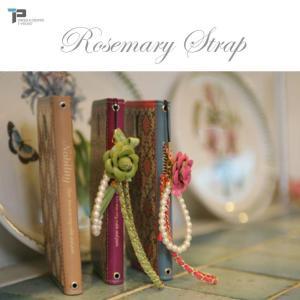 スマホ ストラップ T POCKET Rosemary Strap スマホ スマートフォン ストラップ スマホアクセサリー iPhone6 iphone 6Plus ストラップ|option