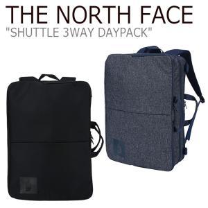 ノースフェイス バックパック THE NORTH FACE メンズ レディース SHUTTLE 3W...
