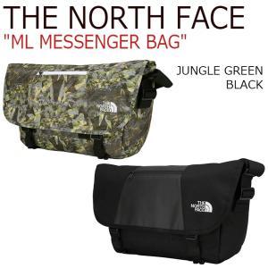 ノースフェイス クロスバッグ THE NORTH FACE ML MESSENGER BAG メッセ...