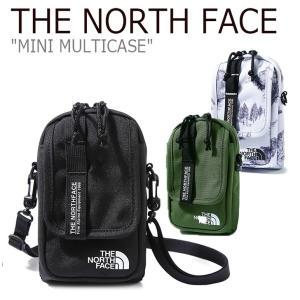 ノースフェイス ミニバッグ THE NORTH FACE メンズ レディース MINI MULTICASE ミニ マルチケース ホワイト カーキ ブラック NN2PJ51A/B/C バッグ option