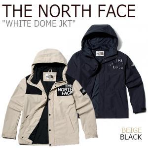 ノースフェイス ナイロンジャケット THE NORTH FACE メンズ レディース WHITE D...