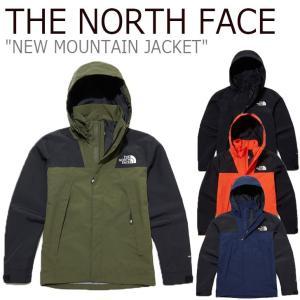 ノースフェイス ジャケット THE NORTH FACE NEW MOUNTAIN JACKET ニ...