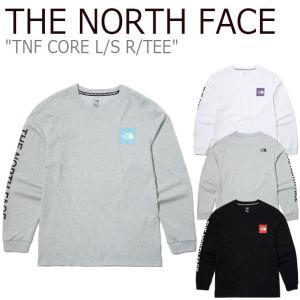 ノースフェイス ロンT THE NORTH FACE TNF CORE L/S R/TEE コア ロ...
