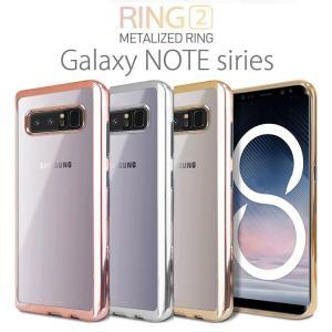GALAXY Note9 ケース Galaxy Note8 ケース SC-01L SCV40 SC-01K SCV37 耐衝撃 Mercury Ring2 スマホケース|option