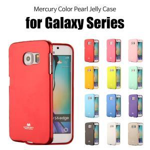 Galaxy S7 edge ケース Galaxy S6 edge Galaxy S6 GALAXY S5 GALAXY S5 active Galaxy S7 カバー Mercury PEARL JELLY Galaxy スマホケース|option