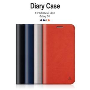 お取り寄せ Galaxy S6 Galaxy S6 edge ケース ANYMODE Diary Case Galaxy S6 Galaxy S6 Edge|option