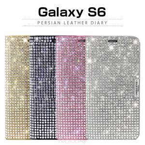 お取り寄せ Galaxy s6 SC 05G ケース Dream Plus Persian Leather Diary ドリームプラスペルシャンレザーダイアリー ケース|option