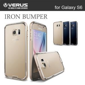 お取り寄せ Galaxy S6 ケース VERUS IRON BUMPER バー ケース Galaxy S6 SC 05G|option