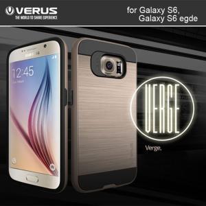 お取り寄せ Galaxy S6 Galaxy S6 egde ケース VERUS VERGE バー ケース|option