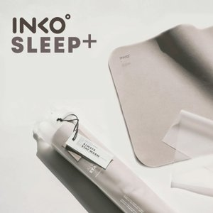 INKO Heating Mat Sleep+ (インコ ヒーティングマット スリーププラス) ホットマット 一人用 ミニ ホットカーペット 電気マット 70x37cm お取り寄せ|option