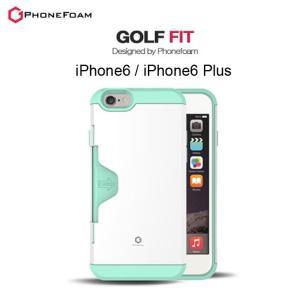 お取り寄せ iPhone 6 6 Plus スマホケース GOLF FIT バー ケース カバー|option