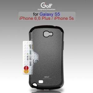お取り寄せ iPhone 6 6 Plus 5s Galaxy S5 スマホケース GOLF 10色 HARD バー ケース カバー|option
