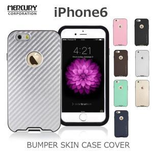 iPhone6s スマホケース mercury BUMPER SKIN CASE COVER ケース カバー iPhone 6 アイフォン6 ケース カバー|option