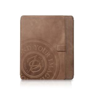 お取り寄せ iPad Air iPad 9.7インチ 2017 対応 ZENUS Prestige Vintage Signage Diary Z2852iPA タブレットケース|option