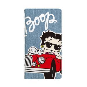 多機種対応 ケース Betty Boop ベティー ブープ マルチ対応 ケース 手帳型 Gizmobies ギズモビーズ Ride on MLTI お取り寄せ option