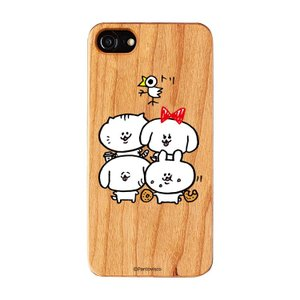 iPhone8 ケース iPhone7 ケース iPhone6s ケース Pantovisco パントビスコ ウッドケース Gizmobies Hechitake Series お取り寄せ option