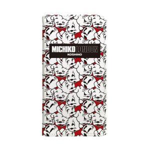 マルチ対応 全機種対応 ケース MICHIKO LONDON ミチコロンドン Betty Boop ベティー ブープ  手帳型 cutie pudgy お取り寄せ option