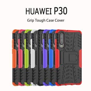 グリップタフ ケース カバー HUAWEI P30   HUAWEI P30シリーズ 最新人気機種H...