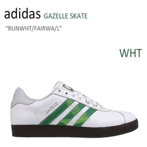 adidas GAZELLE SKATE RUNWHT FAIRWA L アディダス ガゼル 666...