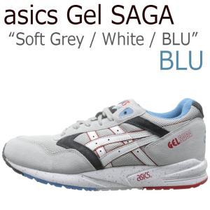 asics GEL SAGA Soft Grey White...
