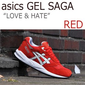 asics GEL SAGA LOVE&HATE レ...