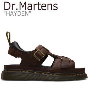 ドクターマーチン サンダル Dr.Martens メンズ レディース HAYDEN ハイデン BRO...