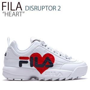 フィラ ディスラプター スニーカー FILA メンズ レディース DISRUPTOR 2 HEART...