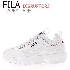フィラ ディスラプター スニーカー FILA メンズ レディース DISRUPTOR 2 TAPEY...