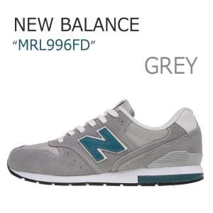 New Balance 996 Steel Grey Light Blue ニューバランス MRL9...